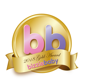 Bizziebaby Gold Award 2018